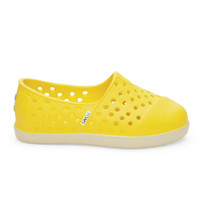 TOMS Yellow Tiny TOMS Rompers Yellow