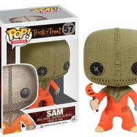 Funko POP Movies: Sam Trick or Treat Vinyl Figure