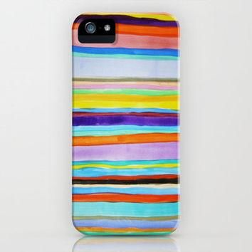 Saturday Night iPhone Case by Erin Jordan | Society6