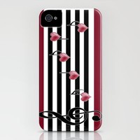 Love Song iPhone Case by Digital-Art | Society6
