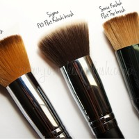 flat top foundation brush - Google Search