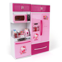 Hello Kitty Happy Kitchen Playset