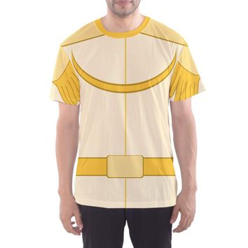 Men's Prince Charming Cinderella Inspired ATHLETIC Shirt