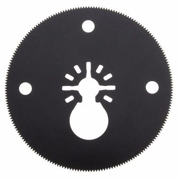 80mm M20 HSS Segment Saw Blade Whole Circular Oscillating Multitool