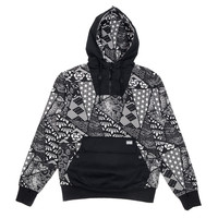 Rocksmith Clothing Fuji Bandana Pullover in Black | Rocksmith Spring Delivery 2 Collection | Shop Rocksmith Clothing Online