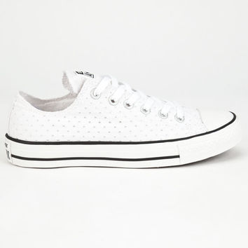 Converse Chuck Taylor All Star Womens Shoes White  In Sizes