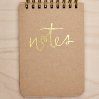 Sugar Paper Petite Kraft Notebook