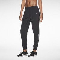 The Nike Luxe Women's Running Track Pants.