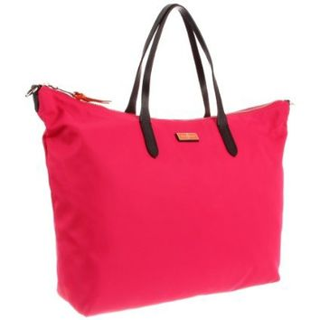 Cole Haan Crosby Nylon Shopper Tote - designer shoes, handbags, jewelry, watches, and fashion accessories | endless.com