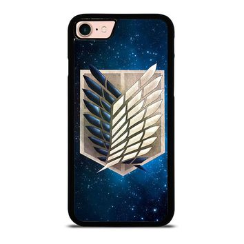 WINGS OF FREEDOM iPhone 8 Case Cover