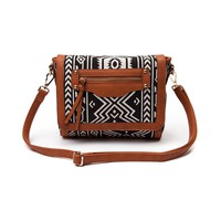 SHI by Journeys Festival Crossbody Handbag