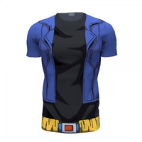 Dragon Ball Z Trunks Armour 3d T-shirt