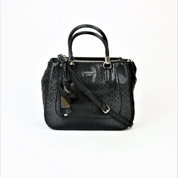 Guess Marian Satchel- Black