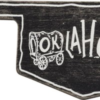 Oklahoma Magnet - Primitives by Kathy