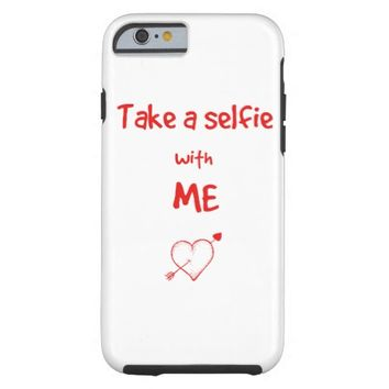 Take a selfie tough iPhone 6 case