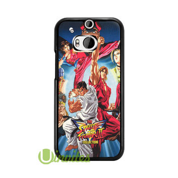 Street Fighter Ii  Phone Cases for iPhone 4/4s, 5/5s, 5c, 6, 6 plus, Samsung Galaxy S3, S4, S5, S6, iPod 4, 5, HTC One M7, HTC One M8, HTC One X