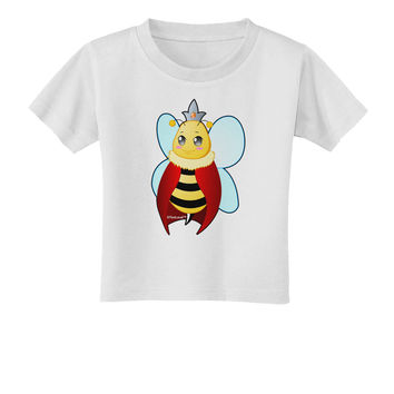 Queen Bee Mothers Day Toddler T-Shirt