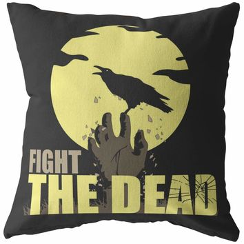 Zombie Pillows Fight The Dead