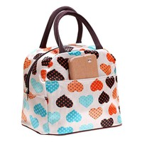 Portable insulated Lunch Bag