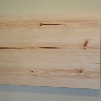 "Reclaimed Unfinished Blank Wood Canvas Sign • blank boards• reclaimed wood • 24"" X 16.5"" Blank wood canvas"