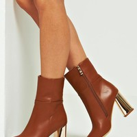4th & Reckless Ankle Boots