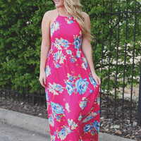 Laguna Beach Maxi Dress