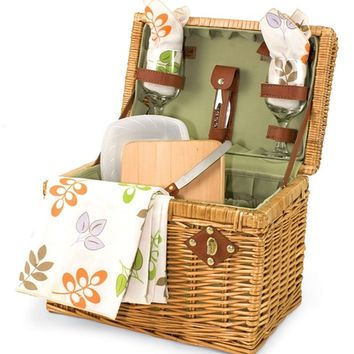 Picnic Time 'Napa' Wicker Picnic Basket | Nordstrom