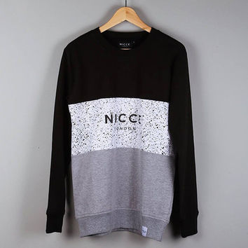 NICCE London Bromley Speckle Sweat