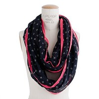 Women's NEW ARRIVALS - accessories - Pinwheel Circle Scarf - Madewell