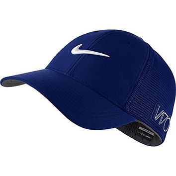 NEW Nike Tour Legacy Mesh RZN/Vapor Medium/Large College Navy Hat/Cap