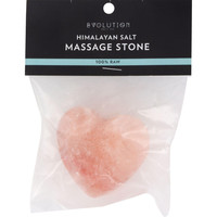 Evolution Salt Crystal Salt Stone  Massage Cleansing  Heart  6 Oz