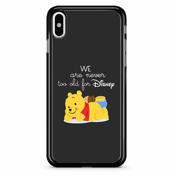 Winnie The Pooh 2 iPhone X Case