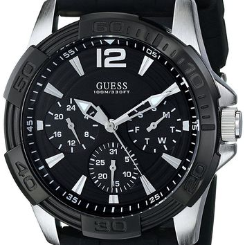 Guess Men's Quartz Black Watch