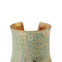 Down-To Earth Painted Cuff