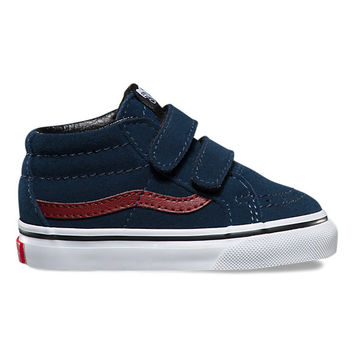 Toddlers Suede SK8-Mid Reissue V | Shop At Vans