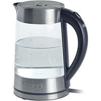 Nesco 1.8-liter Electric Glass Water Kettle