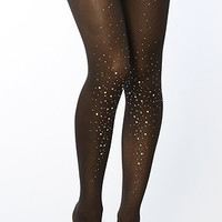 The Pretty Galaxy Sparkle Tights