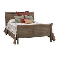 Jofran Slater Mill Sleigh Bed