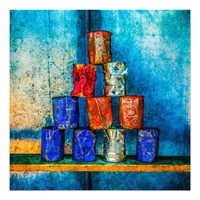 Soup Cans - Square Meal Photo Print