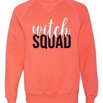 Witch Squad Halloween Sweater