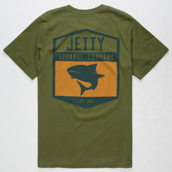 JETTY Sharktivist Mens T-Shirt | Graphic Tees