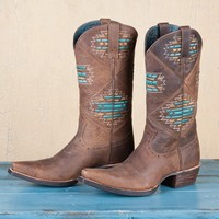 Ariat Aztec Chyenne Western Boots - Boots - Boots - Women's