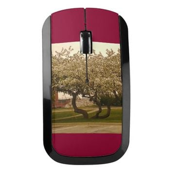 LOVERS TREES WIRELESS MOUSE