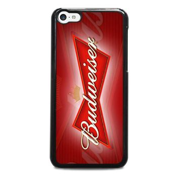 budweiser iphone 5c case cover  number 1