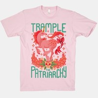 TRAMPLE THE PATRIARCHY