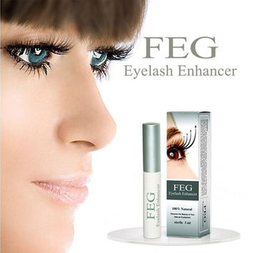FEG Eyelash Enhancer With Hologram 100% Anti-fake Label Newest Eyelash Growth Grower Liquid [9305890311]