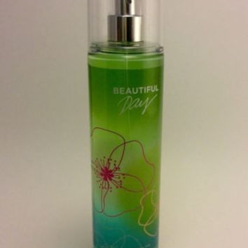 New Signature Collection Fine Fragrance Mist Beautiful Day 8oz