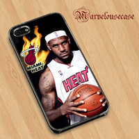 Lebron James Heat NBA Miami Heat Basketball custom case for all phone case