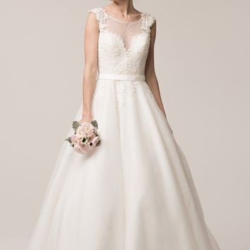 Princess ball gown wedding dress BC#TTW16364