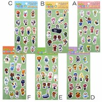 Of tobidase Woods ◎ puku ~ Tsu! and seal ☆ game character ( Handbook Deco sticker ) shopping ☆ / cinema collection ◆ fs3gm